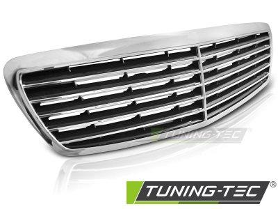 Решётка радиатора Avantgarde Look на Mercedes E класс W211