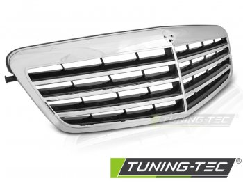 Решётка радиатора Avantgarde от Tuning-Tec на Mercedes E класс W212