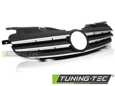 Решётка радиатора CL Look Black Chrome от Tuning-Tec на Mercedes SLK класс R170