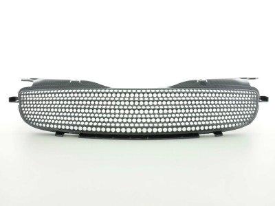 Решётка радиатора Carbon Look на Mercedes SLK класс R170