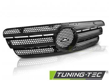 Решётка радиатора AMG Look от Tuning-Tec на Mercedes ML класс W163