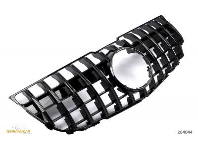Решётка радиатора AMG GT Look Black от GermanParts на Mercedes GLK X204 рестайл