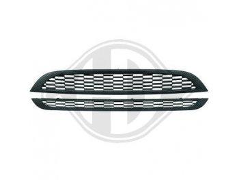 Решётка радиатора Carbon от HD на MINI Cooper