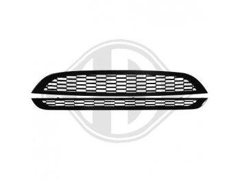 Решётка радиатора Black от HD на MINI Cooper S