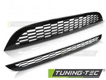 Решётка радиатора Glossy Black от Tuning-Tec на MINI Cooper R50 / R53