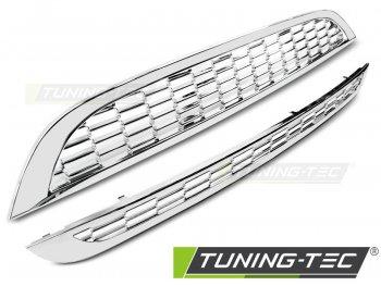 Решётка радиатора Chrome от Tuning-Tec на MINI Cooper R50 / R53