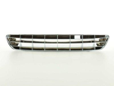 Решётка радиатора от FK Automotive Full Chrome Var2 на Opel Astra G