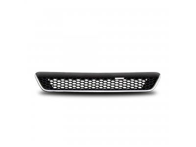 Решётка радиатора Elegance от Jom Black Chrome на Opel Astra G