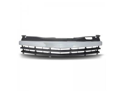Решётка радиатора от Jom Black Chrome на Opel Astra H GTC