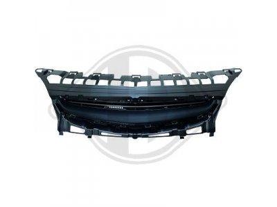Решётка радиатора OPC Look от HD Black на Opel Astra J
