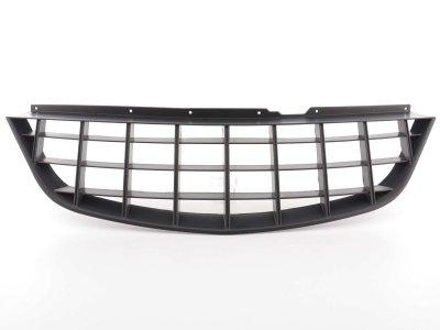 Решётка радиатора от FK Automotive Black на Opel Corsa D