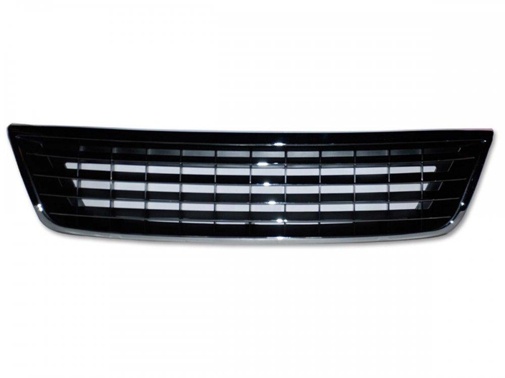 Решётка радиатора от FK Automotive Black Chrome на Opel Omega B рестайл