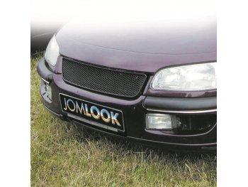 Решётка радиатора с сеткой от Jom Black на Opel Omega B
