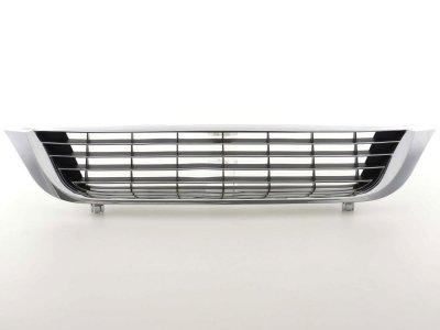 Решётка радиатора от FK Automotive Black Chrome на Opel Vectra B