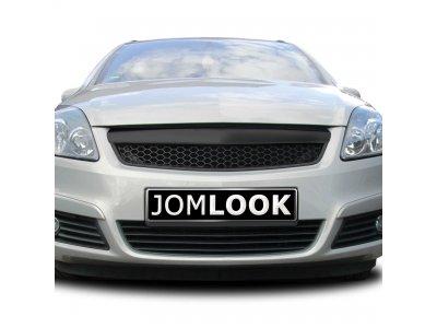 Решётка радиатора от JOM Black на Opel Zafira B