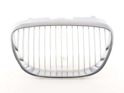 Решётка радиатора от FK Automotive Full Chrome на Seat Altea 5P