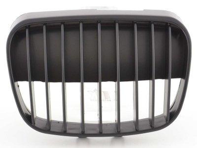 Решётка радиатора от FK Automotive Black на Seat Arosa рестайл