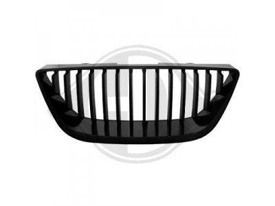 Решётка радиатора от HD Matte Black на Seat Ibiza 6J