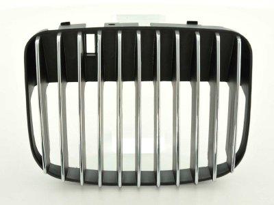 Решётка радиатора от FK Automotive Black Chrome на Seat Toledo 1M