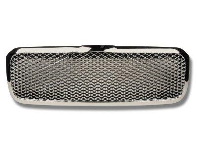 Решётка радиатора от FK Automotive Full Chrome на Skoda Octavia I