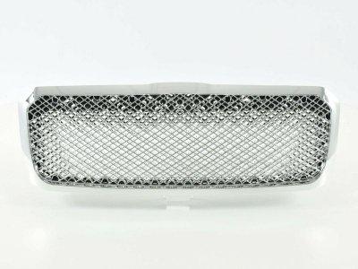 Решётка радиатора от FK Automotive Full Chrome на Skoda Octavia I рестайл