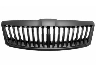 Решётка радиатора от Maxton Design на Skoda Octavia II рестайл