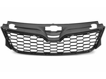 Решётка радиатора от Maxton Design на Skoda Rapid