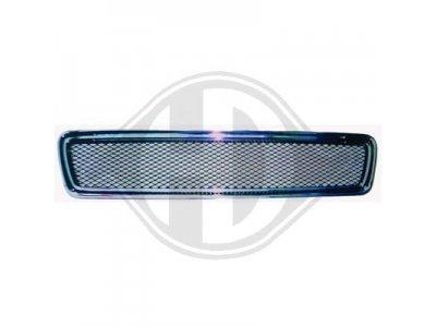 Решётка радиатора Chrome от HD на Volvo S40