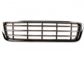 Решётка радиатора Black Chrome от FK Automotive на Volvo S60 рестайл