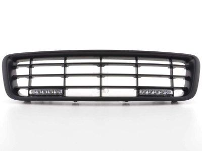 Решётка радиатора Black с ДХО от FK Automotive на Volvo S60 рестайл