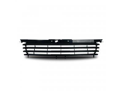 Решётка радиатора от JOM Black на Volkswagen Bora