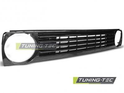 Решётка радиатора Black от Tuning-Tec на Volkswagen Golf II