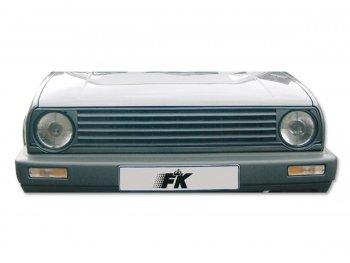 Решётка радиатора Black от FK Automotive на Volkswagen Golf II