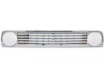Решётка радиатора Full Chrome от FK Automotive на Volkswagen Golf II