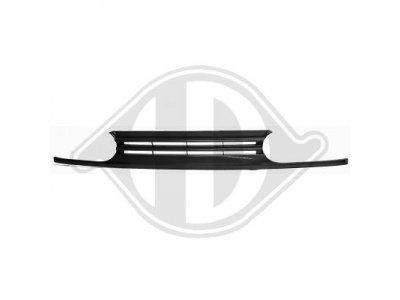 Решётка радиатора Black от HD на Volkswagen Golf III