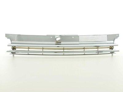 Решётка радиатора Full Chrome от FK Automotive на VW Golf IV