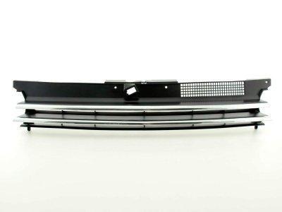 Решётка радиатора Black Chrome от FK Automotive на VW Golf IV