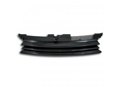 Решётка радиатора Black от JOM на Volkswagen Golf IV