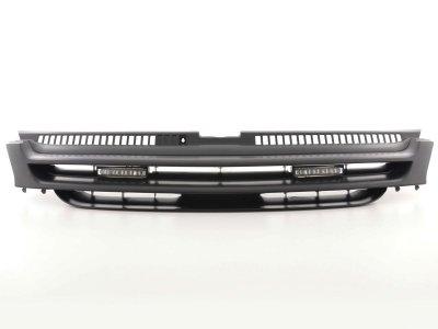 Решётка радиатора Black с DRL от FK Automotive на Volkswagen Golf Plus
