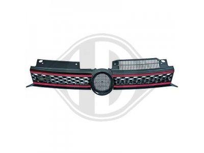 Решётка радиатора GTI Look от HD на Volkswagen Golf VI