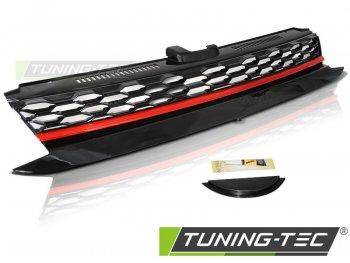 Решётка радиатора в стиле GTI от Tuning-Tec на VW Golf VII
