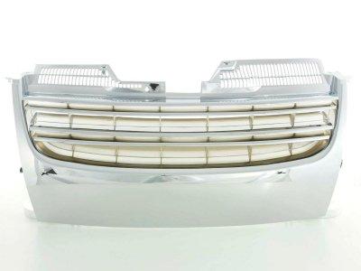 Решётка радиатора Full Chrome от FK Automotive на VW Jetta V