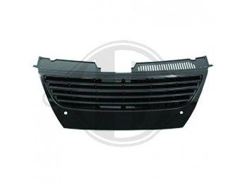 Решётка радиатора Black от HD под парктроники на VW Passat B6 3C