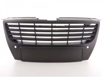 Решётка радиатора Black от FK под парктроники на VW Passat B6 3C