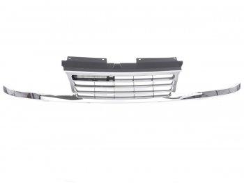 Решётка радиатора Black Chrome от FK Automotive на VW Sharan I