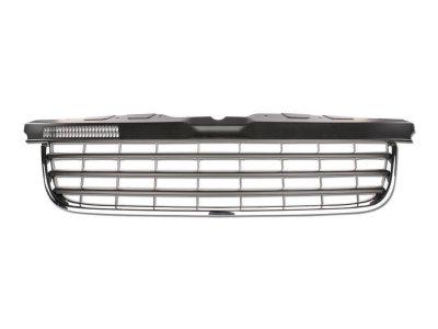 Решётка радиатора Black Chrome от FK Automotive на VW Multivan T5