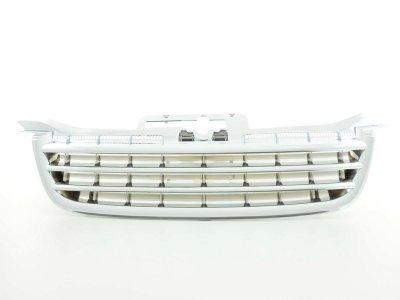 Решётка радиатора Full Chrome от FK Automotive на VW Touran I