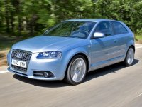 Купить на Audi A3 8P пружины с занижением, спортивная регулируемая подвеска