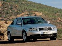 На Audi A4 B6 купить пружины с занижением, спортивная регулируемая подвеска