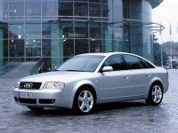 Купить на Audi A6 C5 пружины с занижением, спортивная регулируемая подвеска
